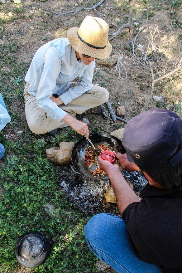 Jordanian cooking