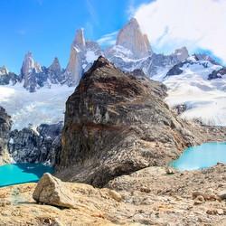 Los Glaciares, Argentina