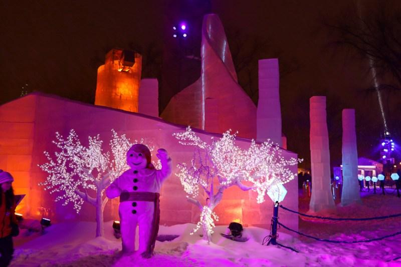 Bonhomme's Ice Palace