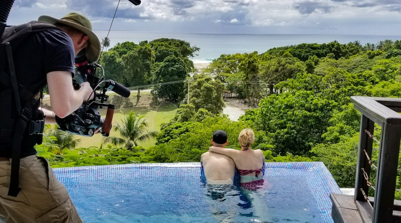 Go Dominican Republic Video Shoot