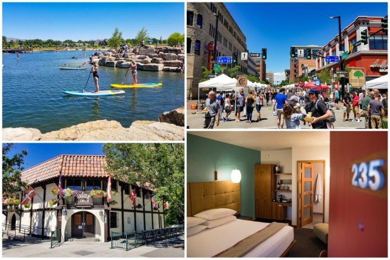 Travel tips for Boise