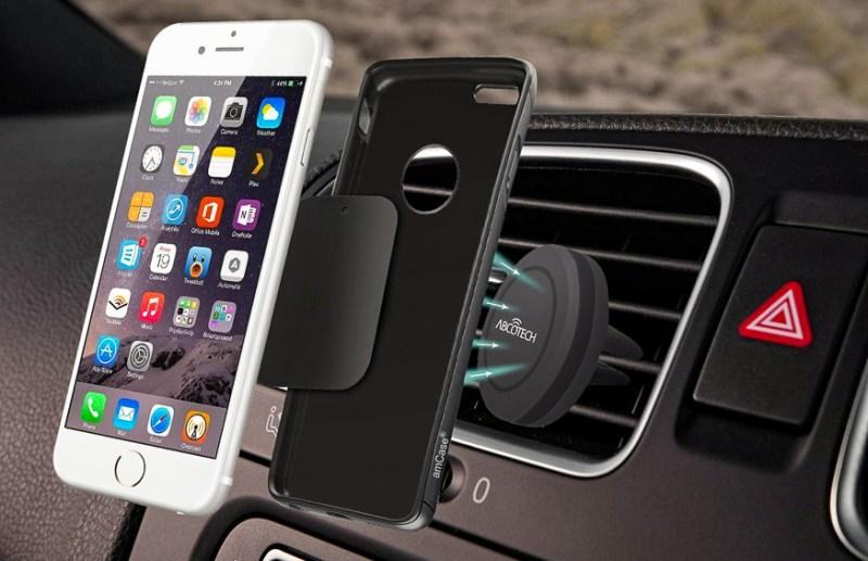 Cell phone holder car