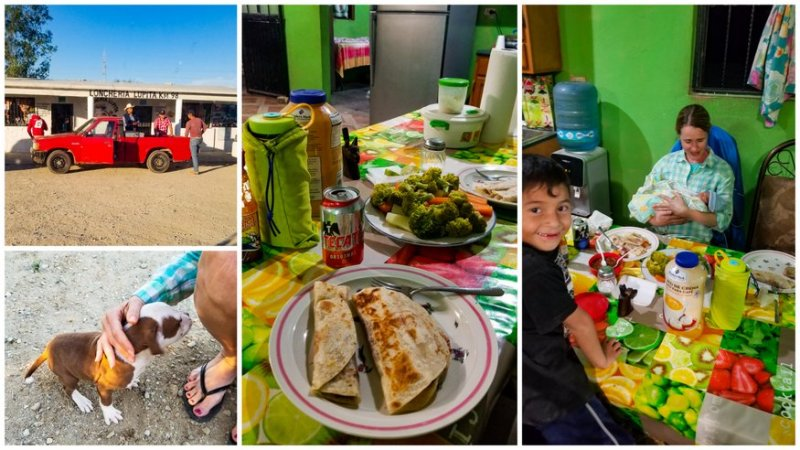 best roadside restaurants baja