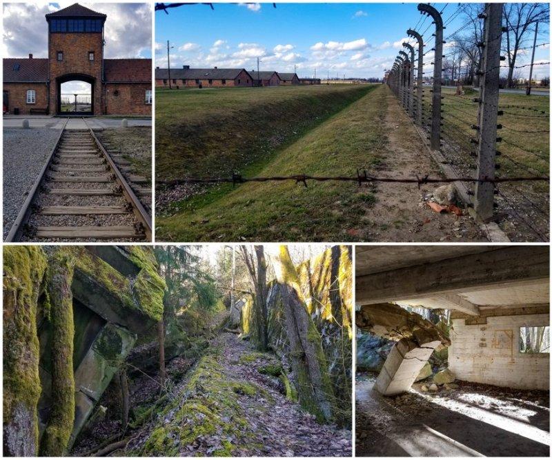 Holocaust Sites Poland