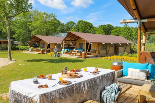 Family Glamping