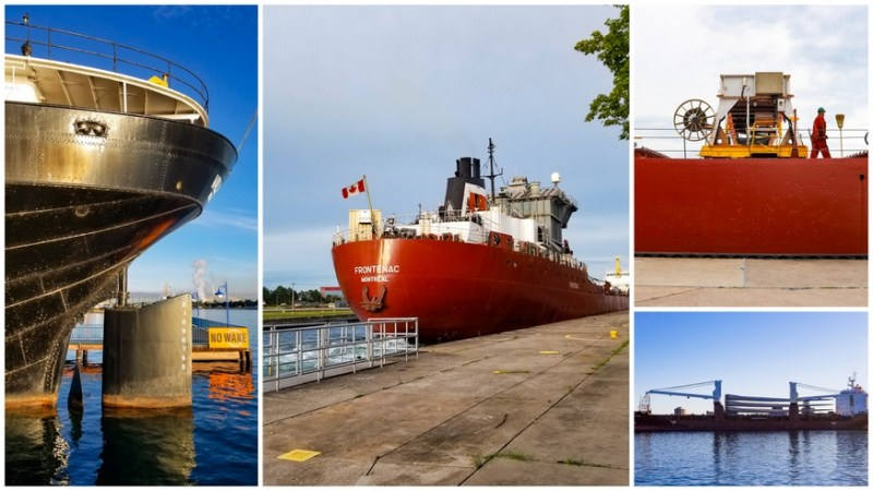 Visiting the Soo Locks, Upper Peninsula