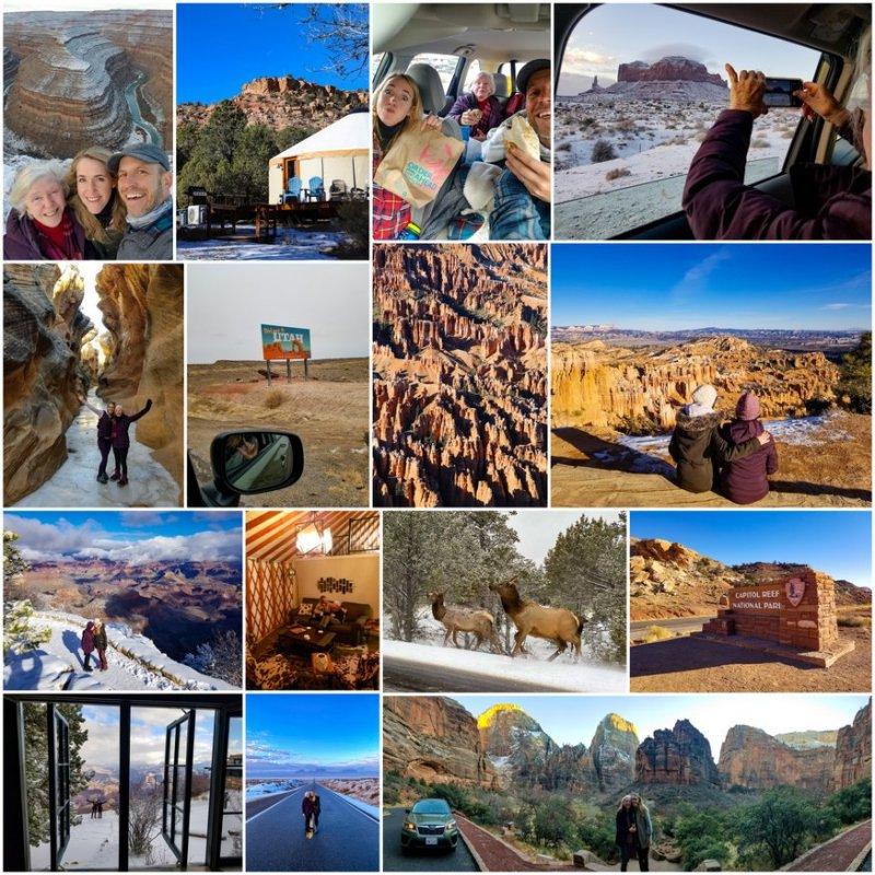 Grand Circle Road Trip