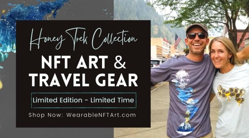 Travel Blogger NFTs