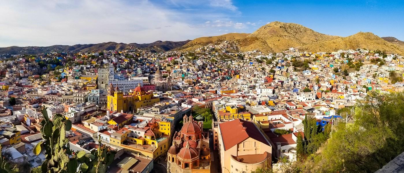 Guanajuato, Mexico: The Happiest Little City