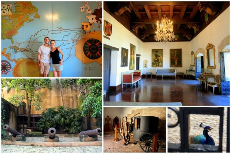 Casa Reales Museum