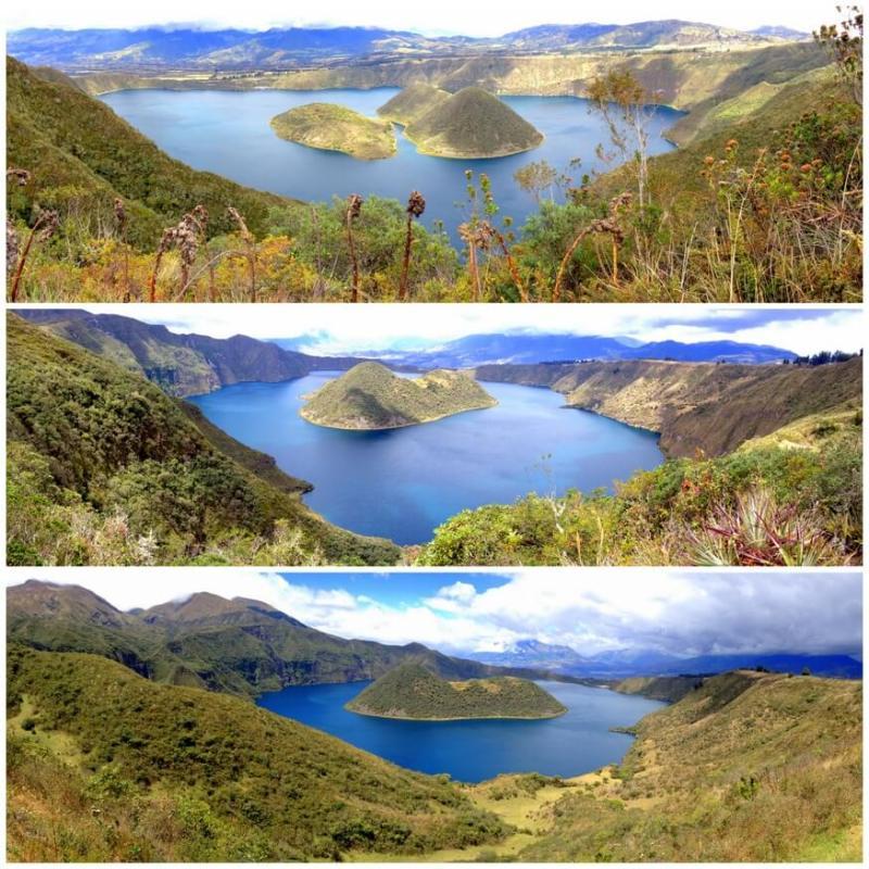 Cuicocha Lake Hike