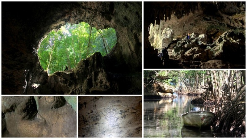 HoneyTrek.com - Los Haitises Caves