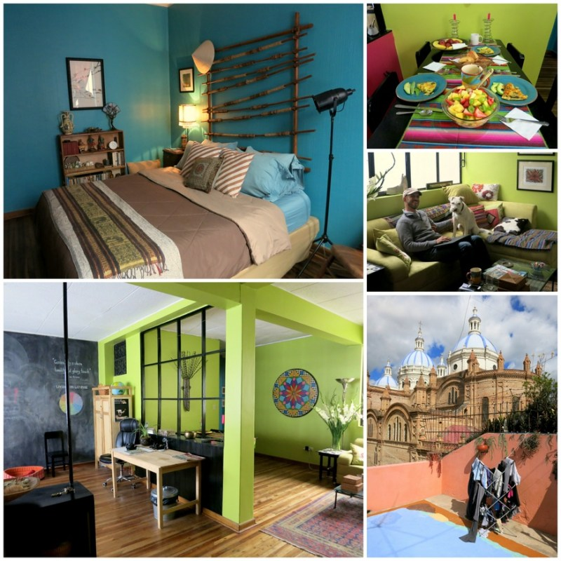 The best AirBNB in Cuenca