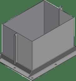 honeyville utilizes ten 90 bends  [ 1202 x 1080 Pixel ]