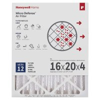 Honeywell CF200A1620 Ultra Efficiency Air Cleaning Filter ...