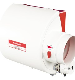 honeywell whole house flow through bypass humidifier he240a2001 u [ 1000 x 1000 Pixel ]