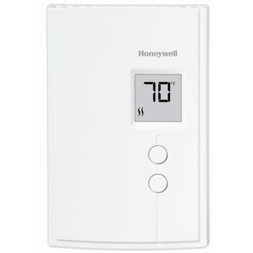 Thermostats for electric baseboard heaters