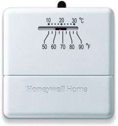 honeywell yct30a1003 heat only non programmable thermostat [ 1000 x 1000 Pixel ]