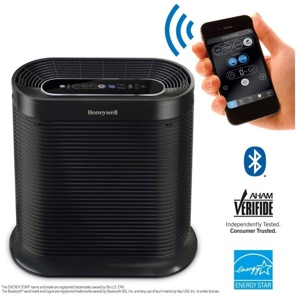 Honeywell Hpa-250b Blue Tooth Air Purifier Store