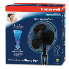 Honeywell Fan Wiring Diagram For Kohler Cv15s The Hs 1655 Quietset 16 Quot Stand Black
