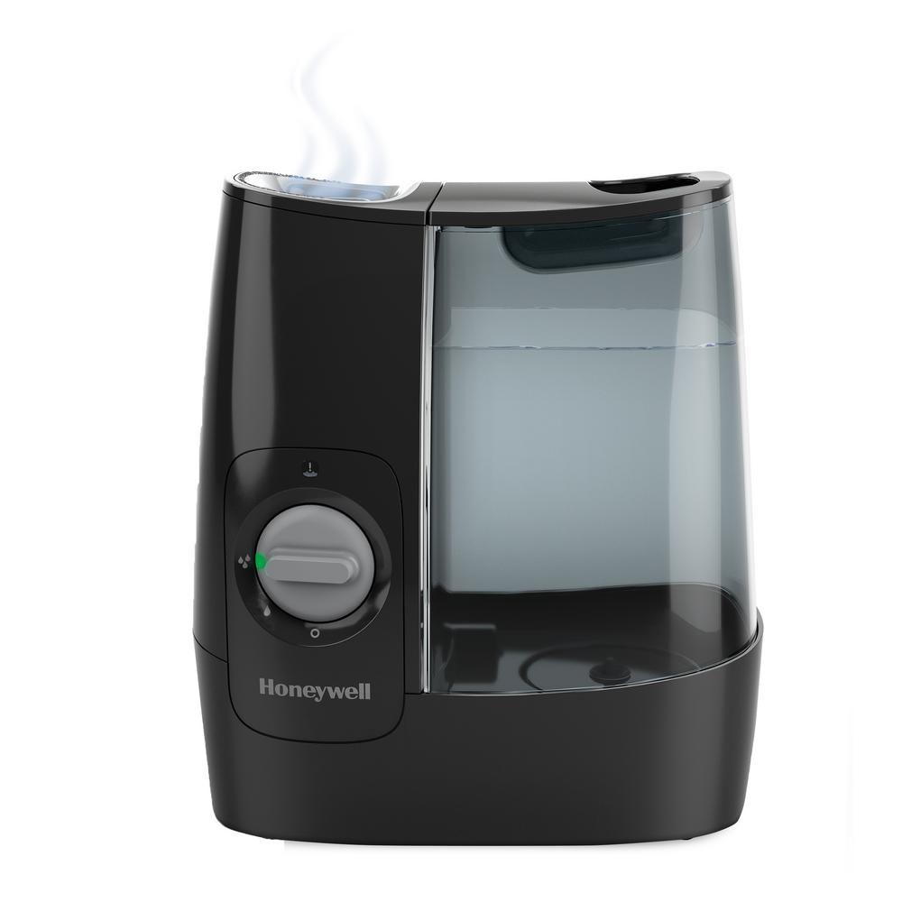 medium resolution of honeywell hwm845b filter free 1 gallon warm mist humidifier black honeywell store