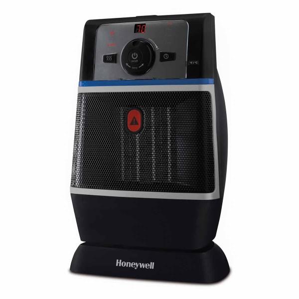 Honeywell Hz-370bp Digital Mini Tower Ceramic Heater