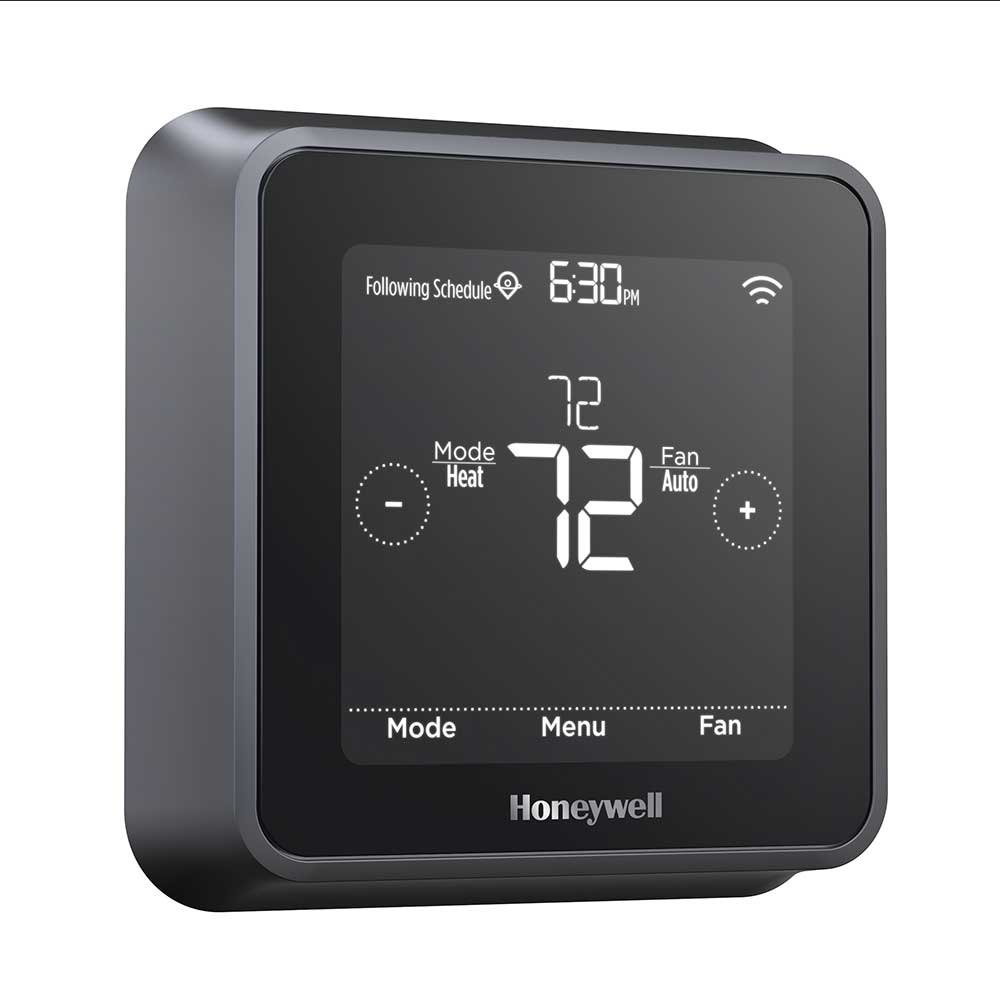 hight resolution of honeywell rcht8612wf lyric t5 wi fi thermostat with optional power adapter honeywell store