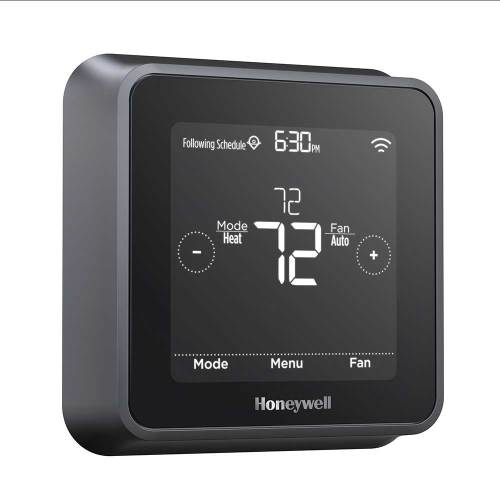 small resolution of honeywell rcht8612wf lyric t5 wi fi thermostat with optional power adapter honeywell store