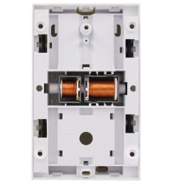 the honeywell rcw101n1008 n wired or battery powered door chime with wiring a honeywell doorbell [ 1000 x 1000 Pixel ]