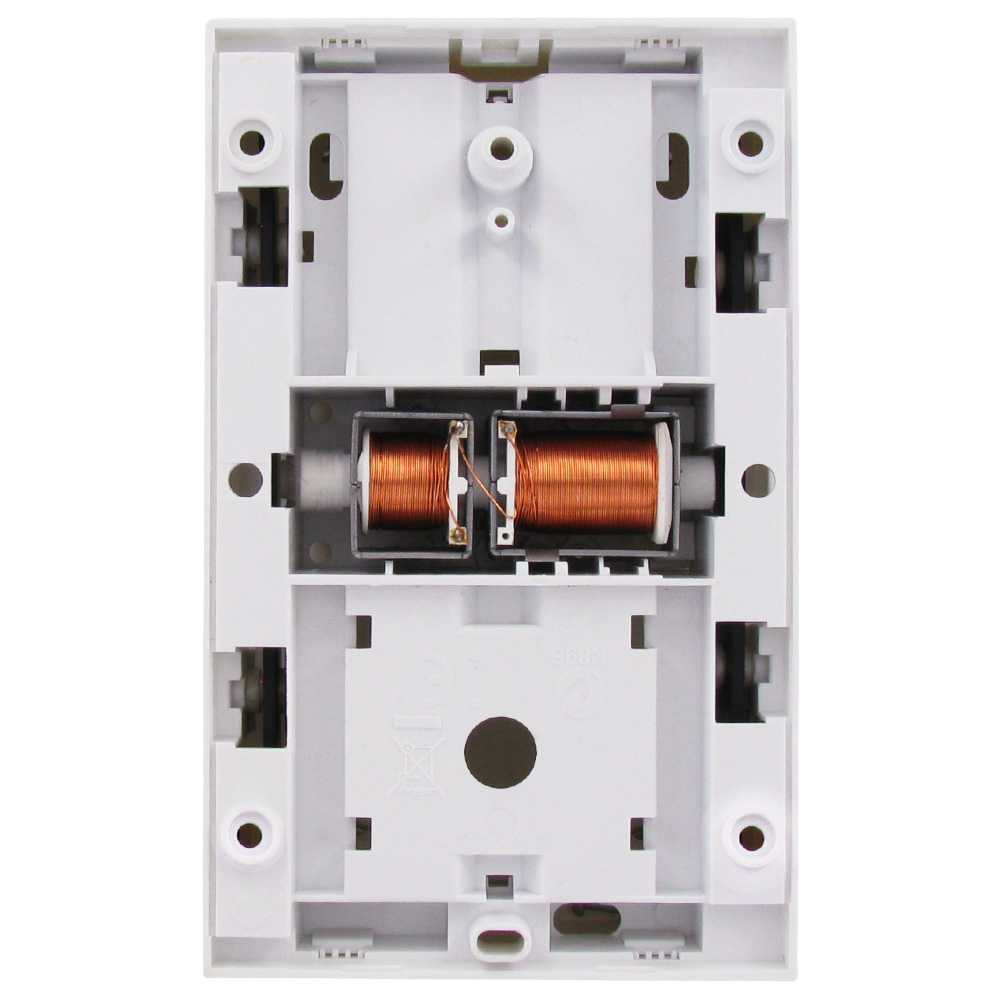 hight resolution of the honeywell rcw101n1008 n wired or battery powered door chime with wiring a honeywell doorbell