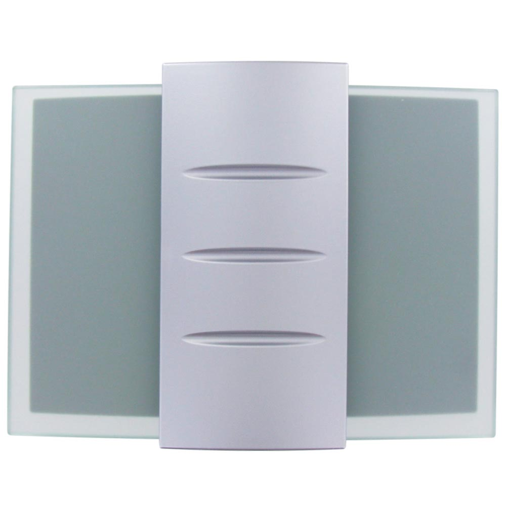 hight resolution of honeywell decor wired door chime with glass metal design rcw3502n1003 n honeywell store