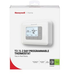 honeywell rth6360d 5 2 day programmable thermostat [ 900 x 900 Pixel ]