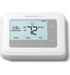 honeywell digital thermostat th3110d1008 wiring diagram best [ 1000 x 1000 Pixel ]
