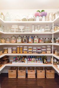 Organized Pantry | Honey We're Home