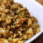 Gobi Tamatar ki Subzi (Cauliflower cooked in Tomatoes)