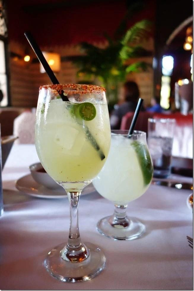Alacran Margarita & Signature Red O Margarita - Red O Newport Beach