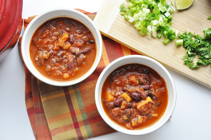 Sweet Potato Bean Chili (1)