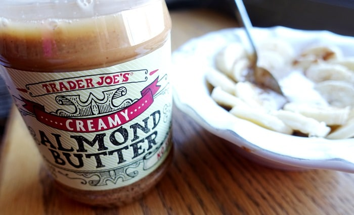 Trader Joe's Creamy Almond Butter