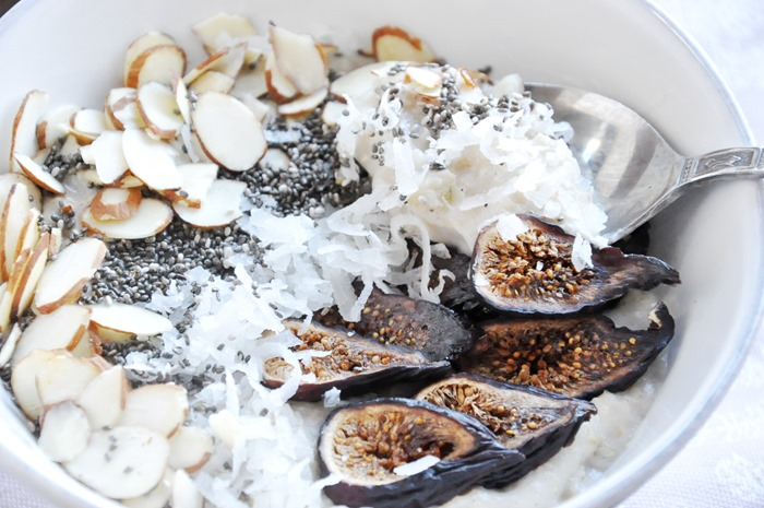Fig Almond & Cardamom Oatmeal (16)
