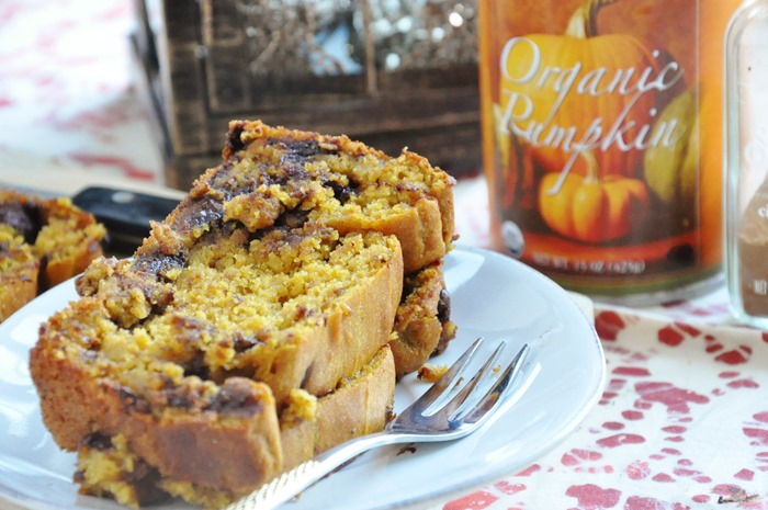 Pumpkin Chocolate Chip Bread (67)