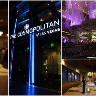 The Cosmopolitan + Upscale Dining at STK & Estiatorio Milos | Las Vegas–Part 1
