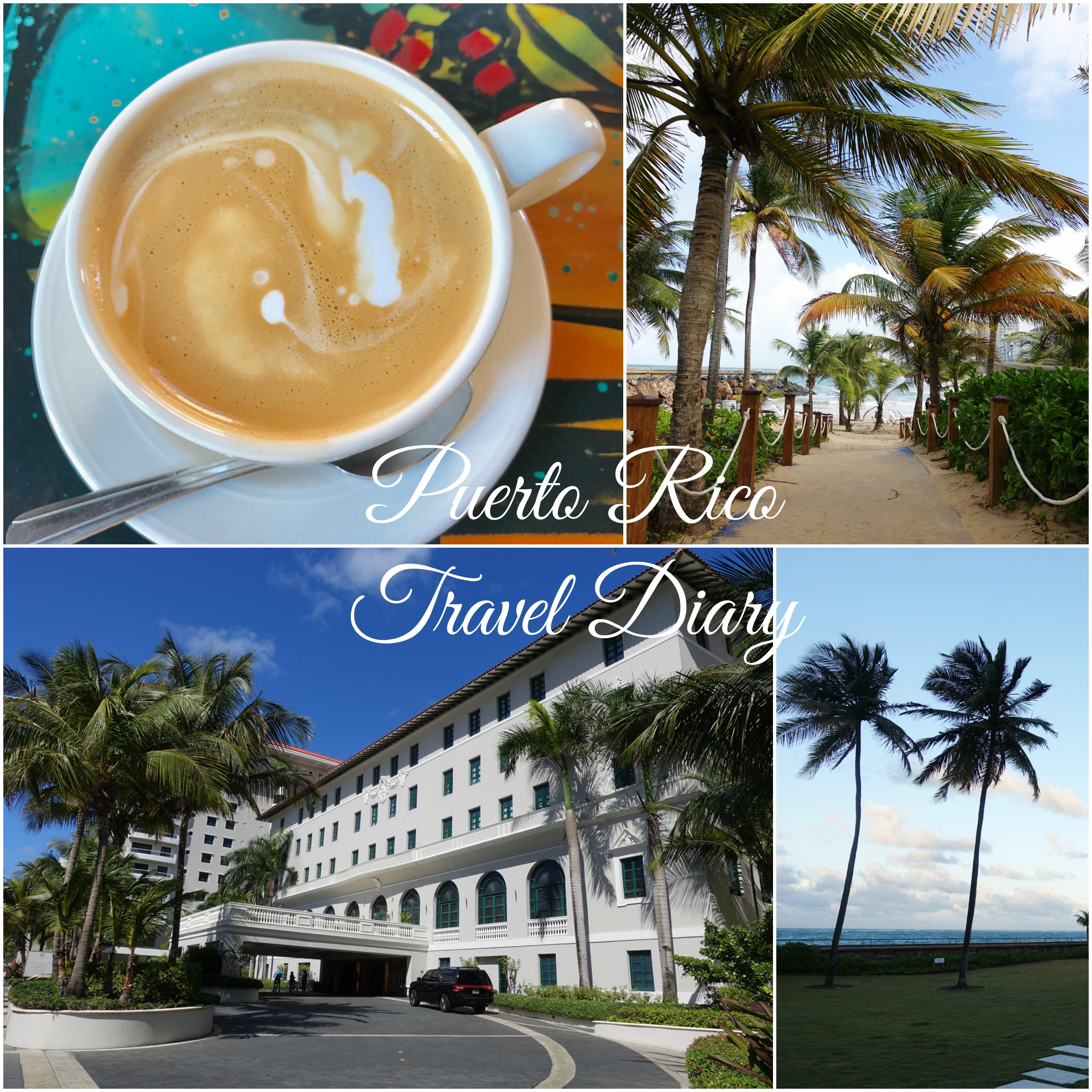 Puerto Rico Travel Diary