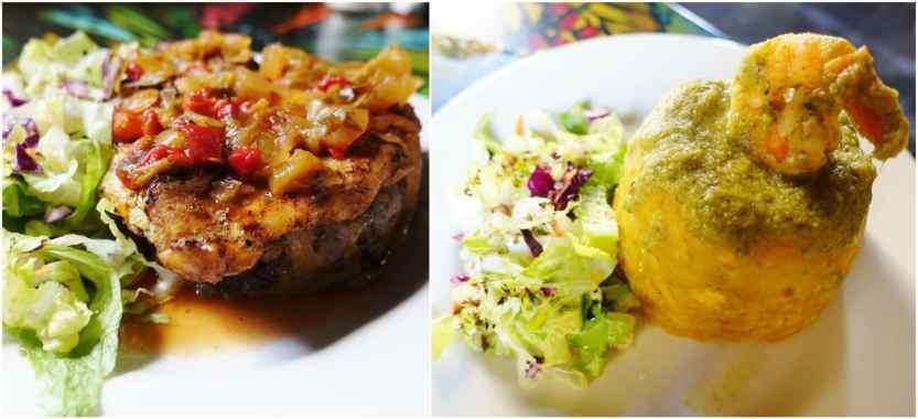 Mofongo - Cafe Cafe, Ponce, Puerto Rico