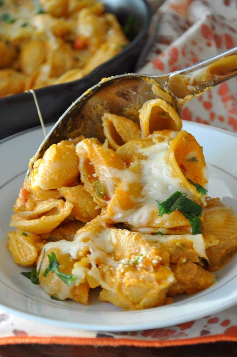 Masala Mac and Cheese (no cream, no half and half, gluten free option)