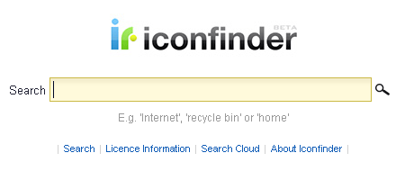 icon search engine