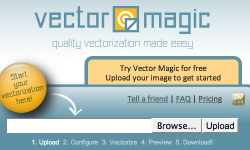 vectormagic Convert Bitmaps to Vector Online   Vector Magic