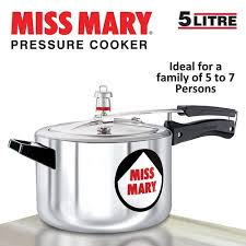 Hawkins Pressure Cooker Miss Mary 5 LTR