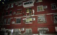 Terrace terror as concrete balcony falls off Beijing