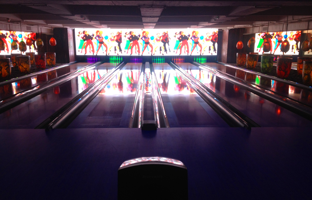 Tikitiki Bowling bar  Disco bowling comes to Hong Kong