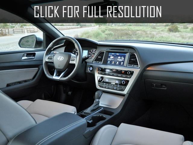 Both are spacious, efficient, and fun—but one has the value advantage. Hyundai Sonata 2016 Photo Gallery 1 8